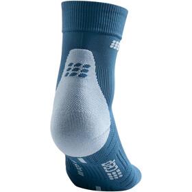 cep Short Socks 3.0 Homme, blue/grey